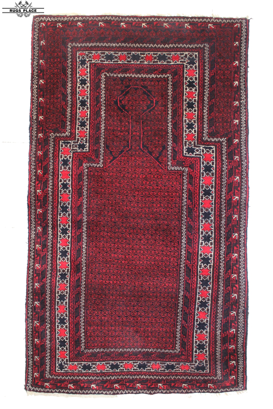 persian rug4 8 x 2 8 ft 149 x 88 cm rugs place. Black Bedroom Furniture Sets. Home Design Ideas