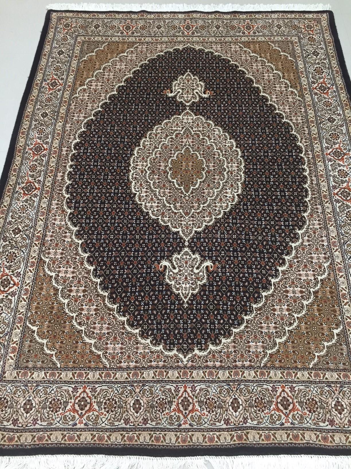 persian tabriz rug6 6 x 4 8 ft 203 x 149 cm rugs place. Black Bedroom Furniture Sets. Home Design Ideas